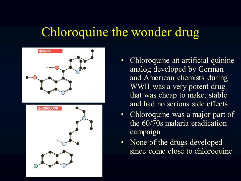 Chloroquine Dosage