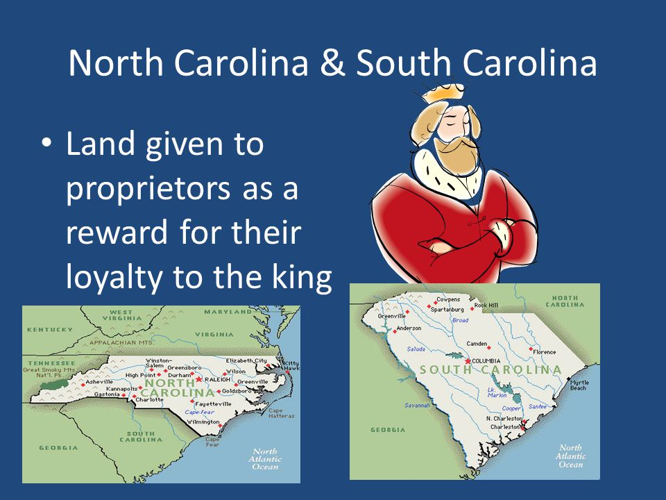 North Carolina & South Carolina