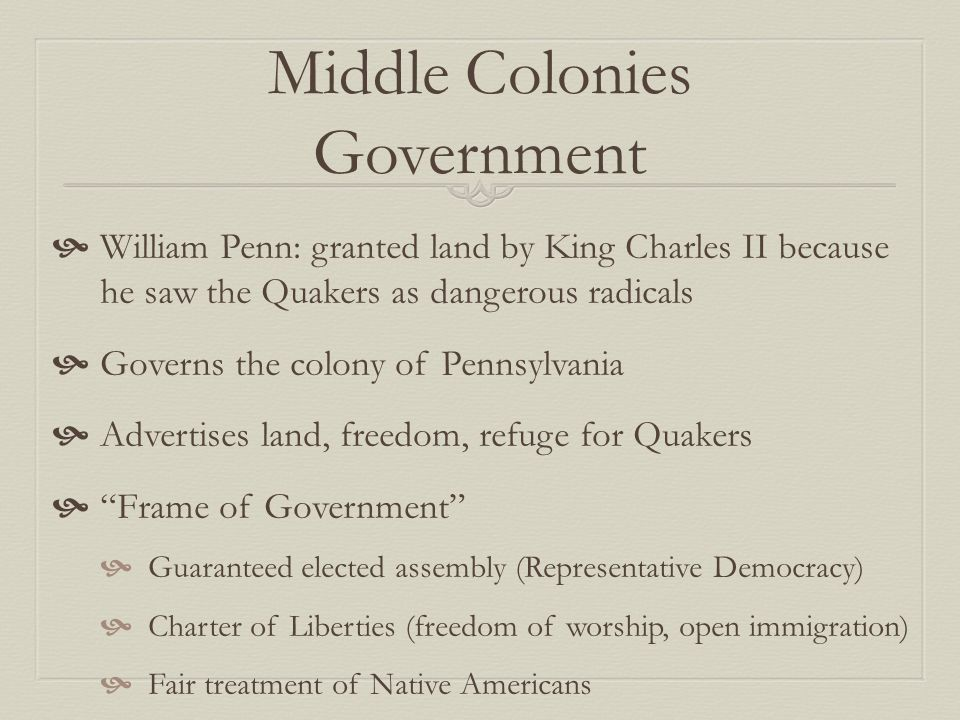 middle and southern colonies Start studying differences between new england, middle, and southern colonies learn vocabulary, terms, and more with flashcards, games, and other study tools.