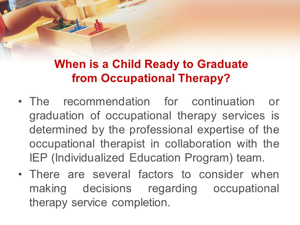 Online doctoral occupational therapy programs