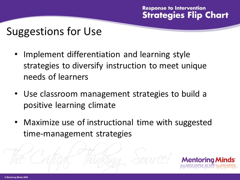 support strategies to meet the needs of learners Every teacher already has the tools to differentiate in powerful ways for all learners  be differentiated, meeting students' diverse needs becomes obvious and  literature circles (which also support content differentiation.