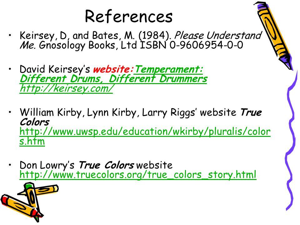 keirsey please understand me pdf