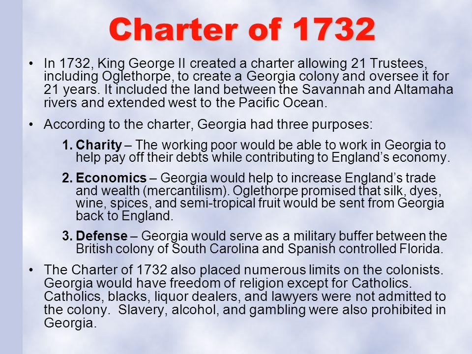Georgia Studies Unit 2: Exploration and Georgia Colonization - ppt ...