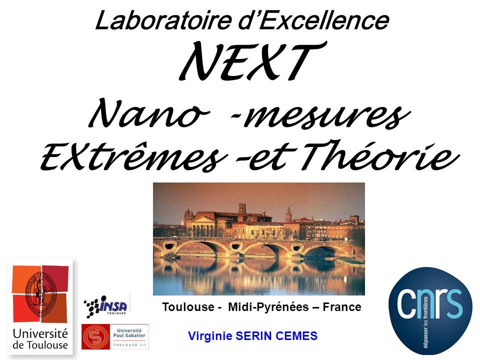 Laboratoire d'Excellence Nano -mesures EXtrêmes –et Théorie