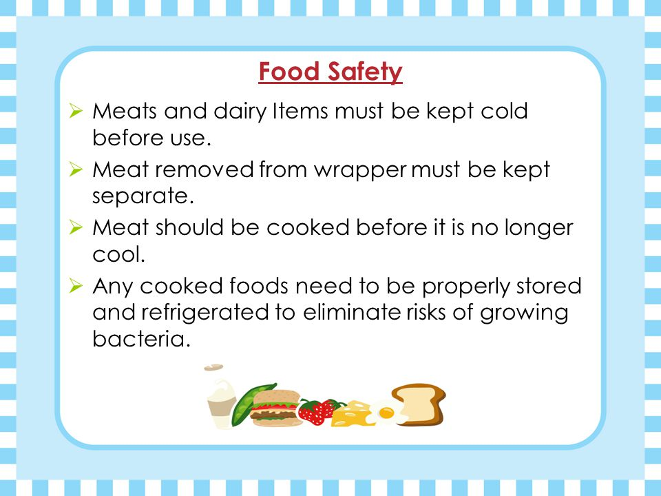 Cooling Food Properly : Cooking merit badge ppt download