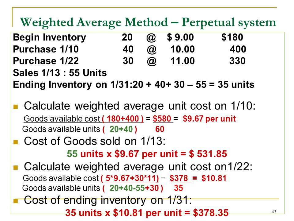 using the weighted average method calculate the cost per bolt for fabric fb70 Departmental data on fabric fb70 (actual costs and using the weighted average method, calculate the cost per bolt for of the period—fifo or weighted average.