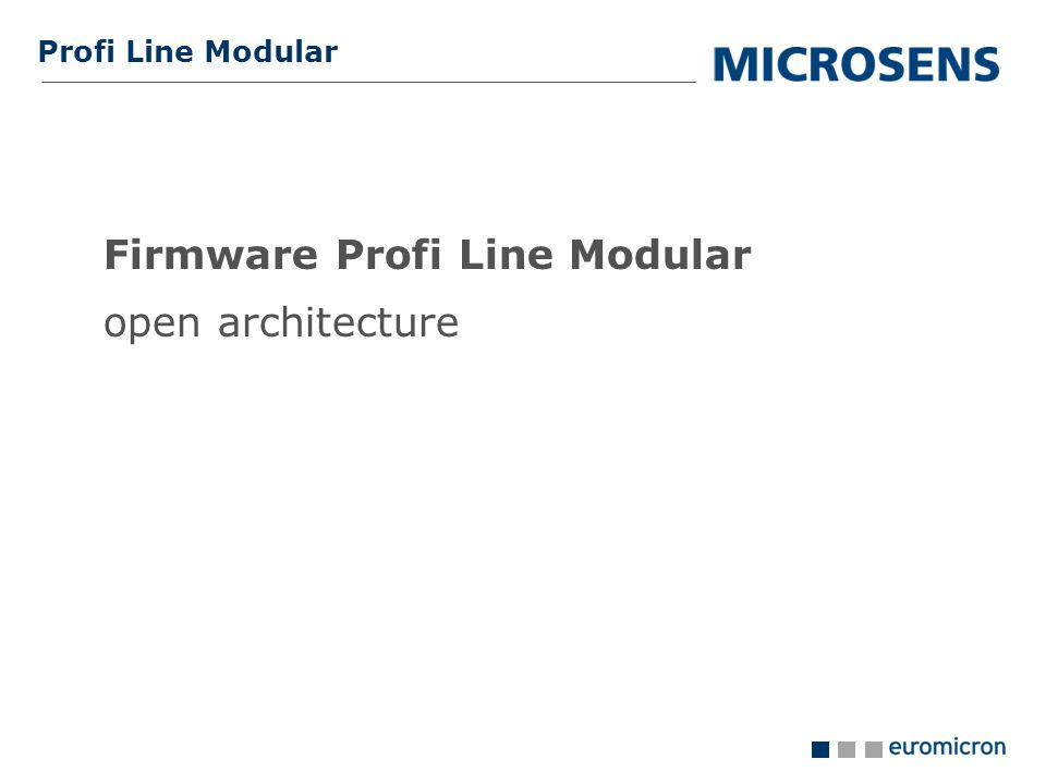 Industrial Switch Profi Line Modular Ppt Video Online