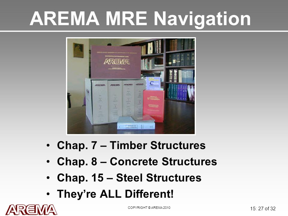 arema manual for railway engineering pdf