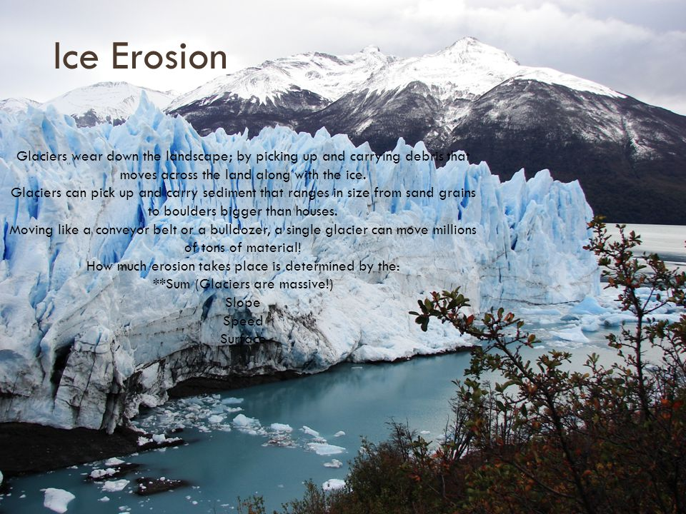 ice erosion pictures - photo #23