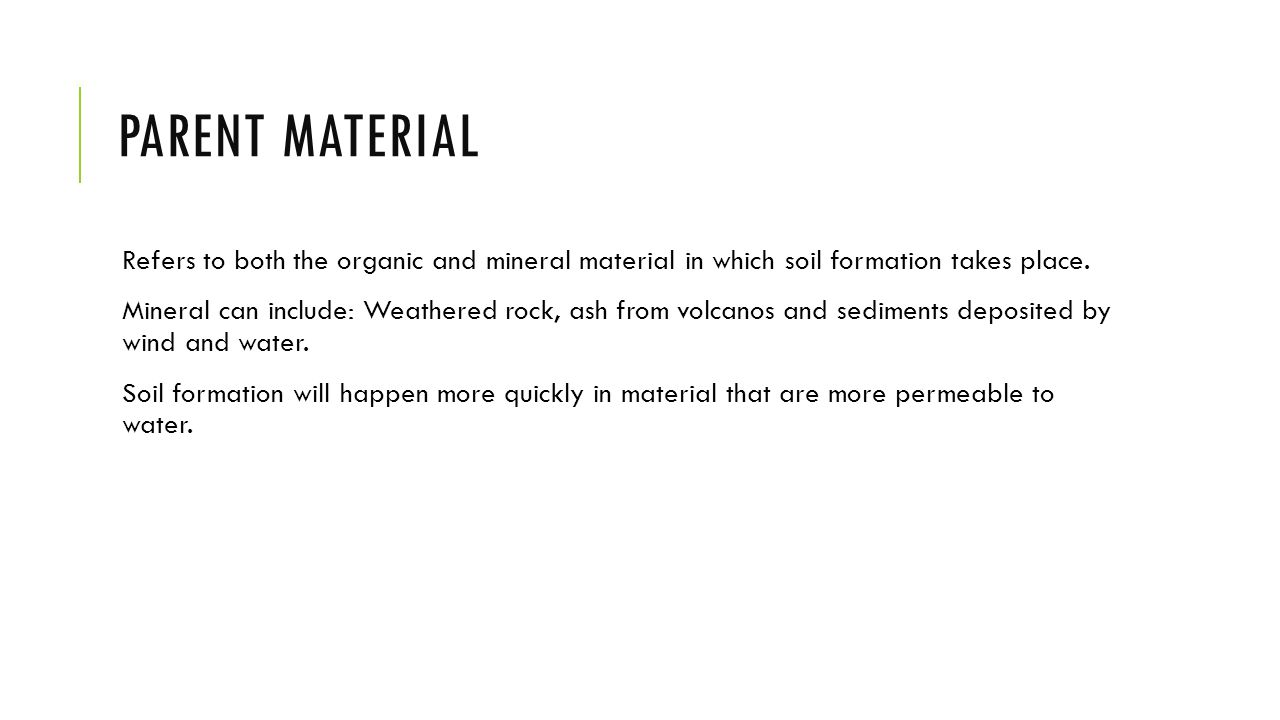 What are the 3 essential properties of every material