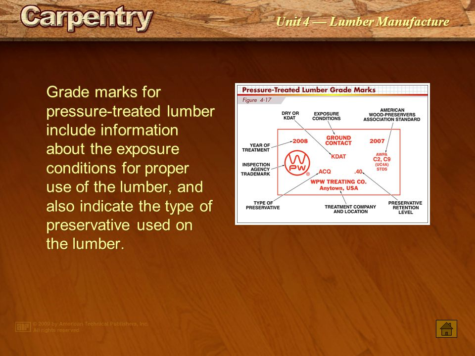 In Fact For Mon Grades Of Dimension Lumber 2 4 Thick 12 Wide There Is A National Grading Rule Which Lies To All Species Structural