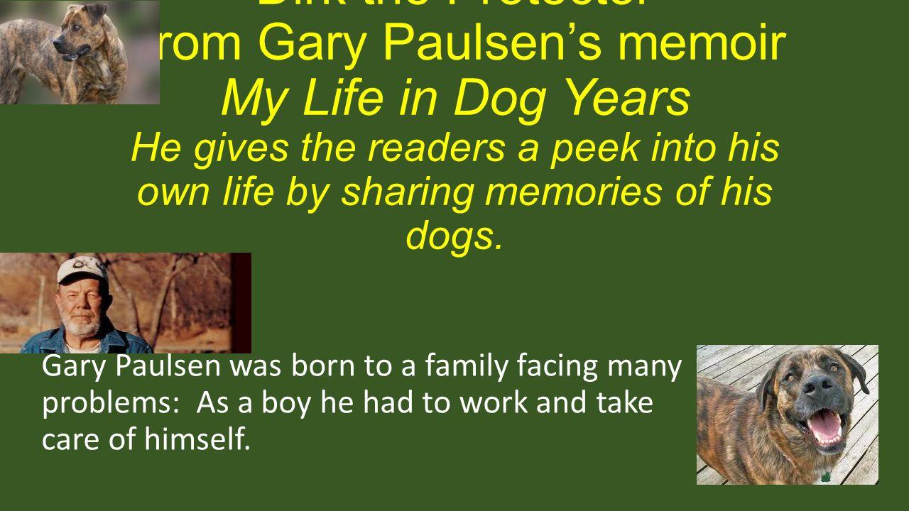 dog years a memoir essay