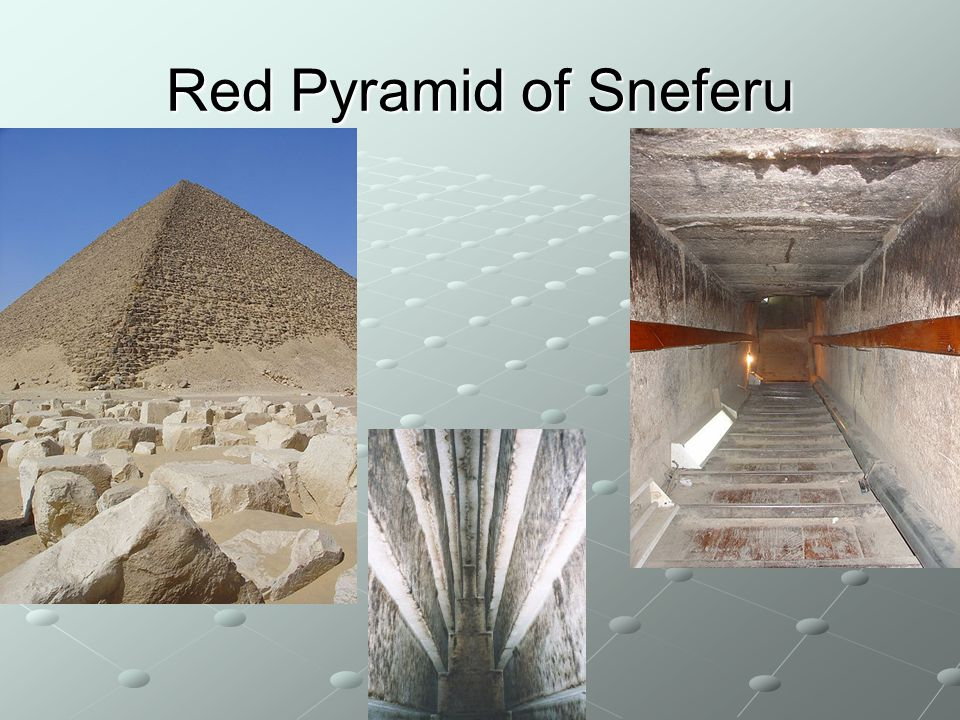 Red Pyramid of Sneferu