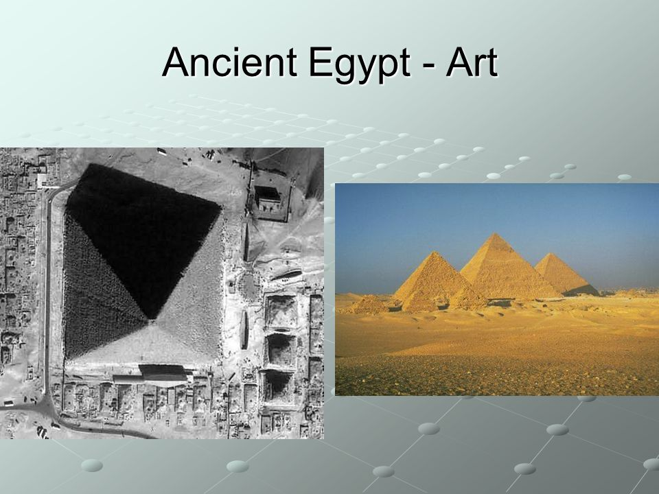 Ancient Egypt - Art