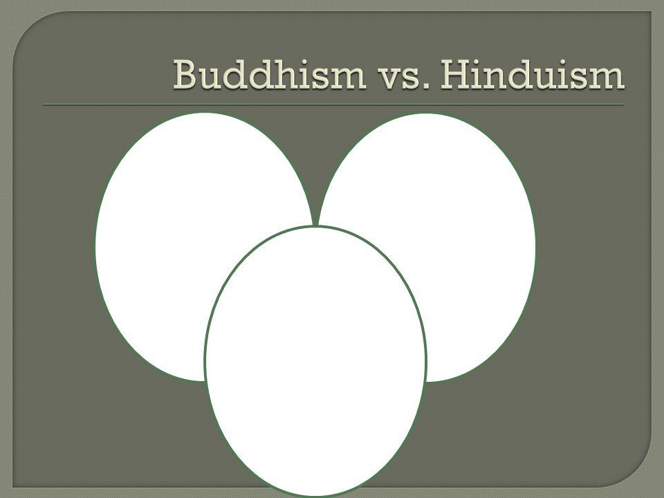 Venn Diagram Of Buddhism And Hinduism Ukranochi