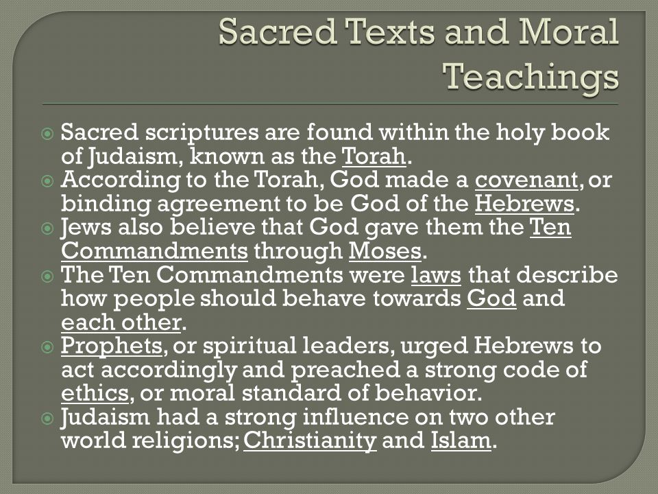 the ethical teachings of jesus Ments', used by jesus in the fourth gospel, give us the key for under- standing   at the outset that this gospel is not strong on explicit ethical teaching, because.