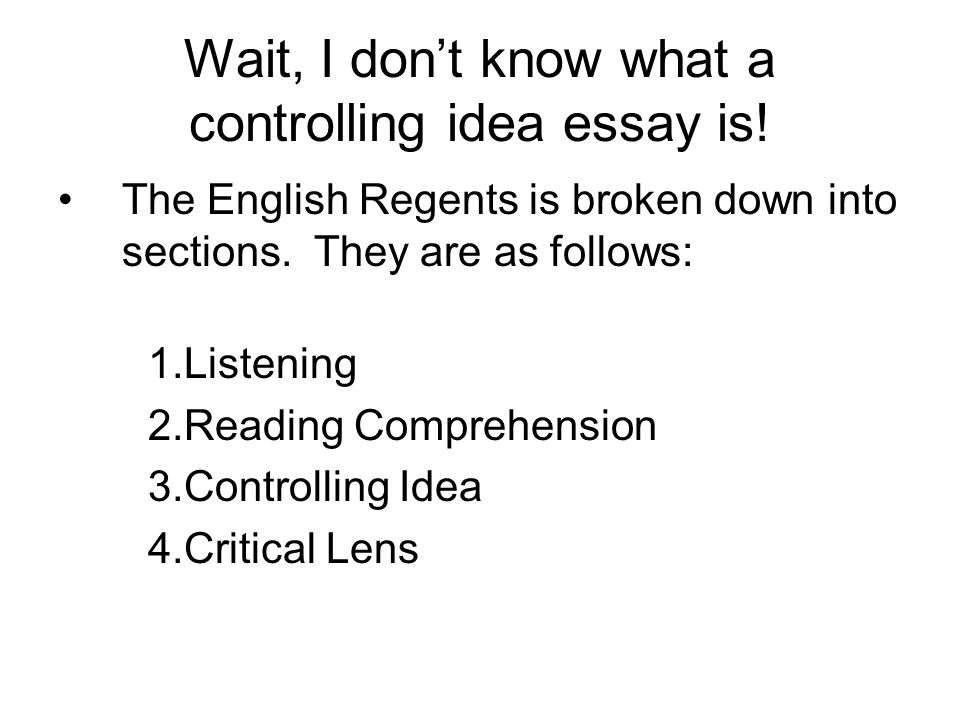 English regents critical lens essays