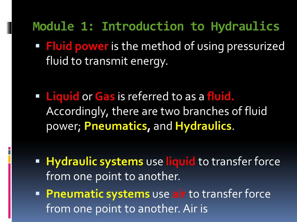 introduction to fluid power pdf download