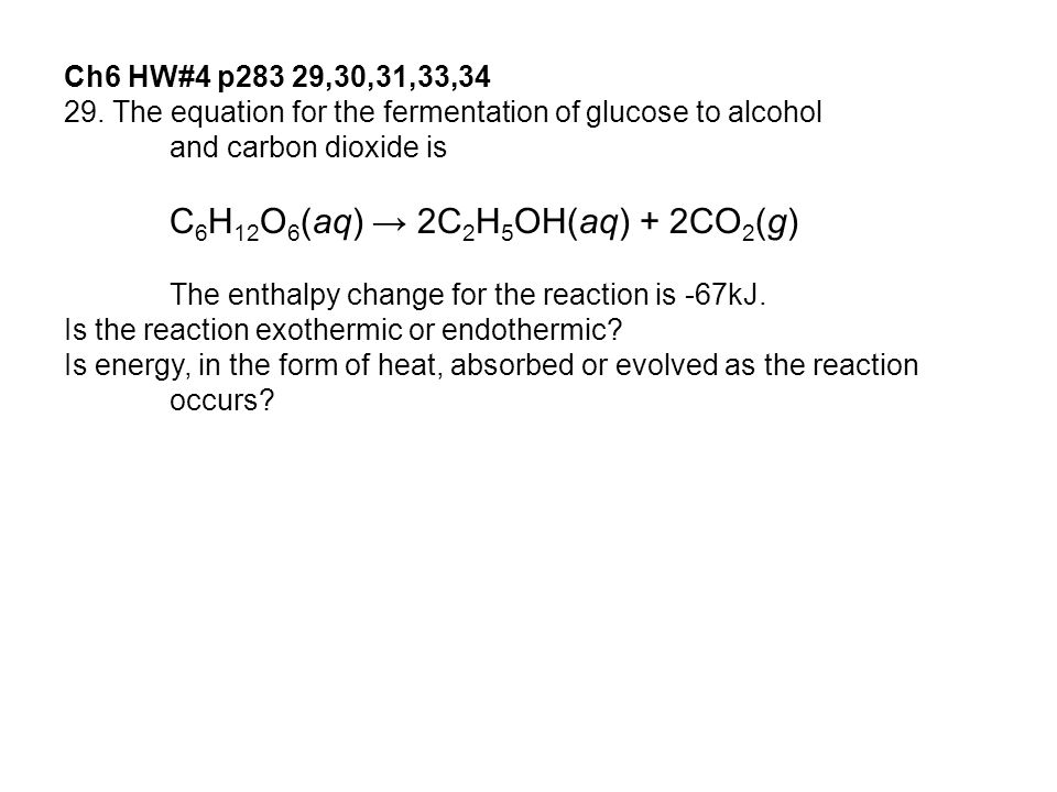 Ch6.1 The Nature of Energy Energy – the capacity to do work or to ...