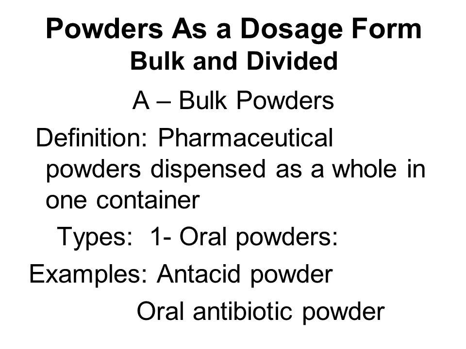 dosage form in marathi
