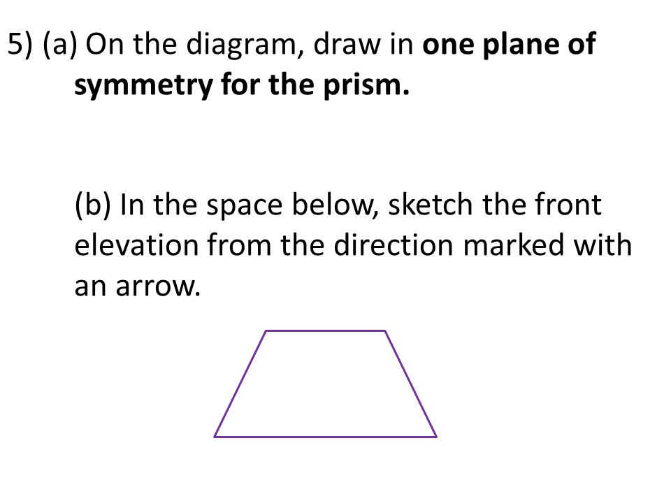 Front Elevation Of A Prism : November paper ppt video online download