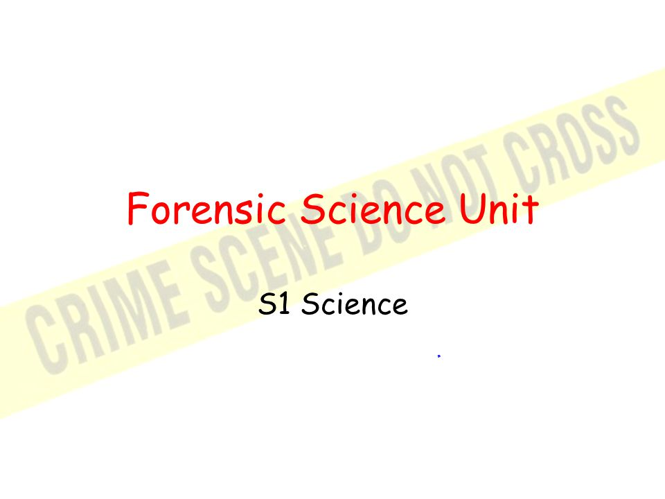 forensic science module 1 7 Learn about all the sciences, from physics, chemistry and biology, to cosmology  and astronomy, across hundreds of videos, articles and practice questions.