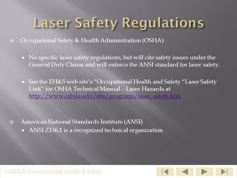 Laser Safety Ppt Video Online Download