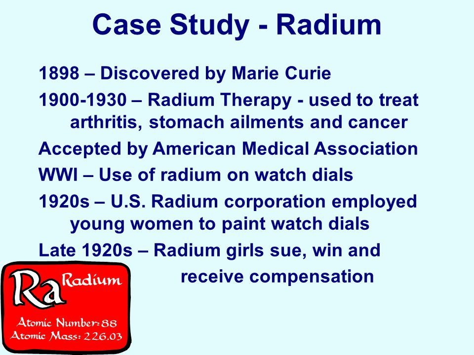 The Health Effects of Radiation - ppt video online download