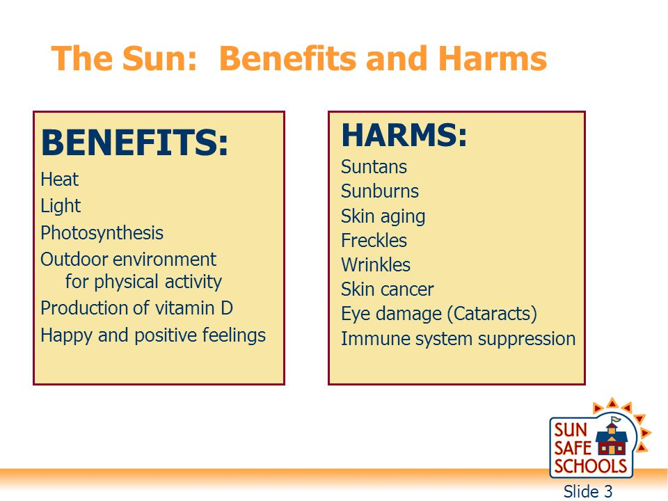 suntans and sunburns A sunburn is the burning, redness, or blistering of the skin caused by  overexposure to  repeated sun exposure and suntans cause premature aging  of the skin.
