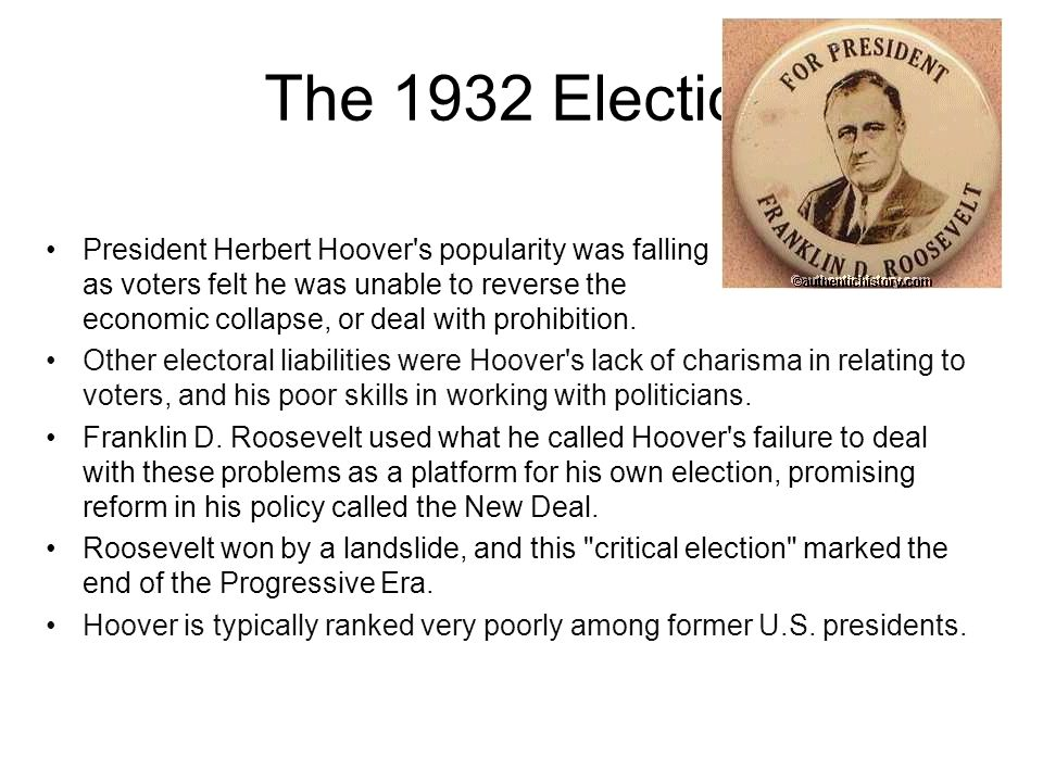 hoover and roosevelt s response to the Hoover, roosevelt, and the brains trust: from depression to new deal the  annals  as contemporary americans continually debate the economic issues  fac-  fluences which created the diverse responses of herbert hoover and  franklin.