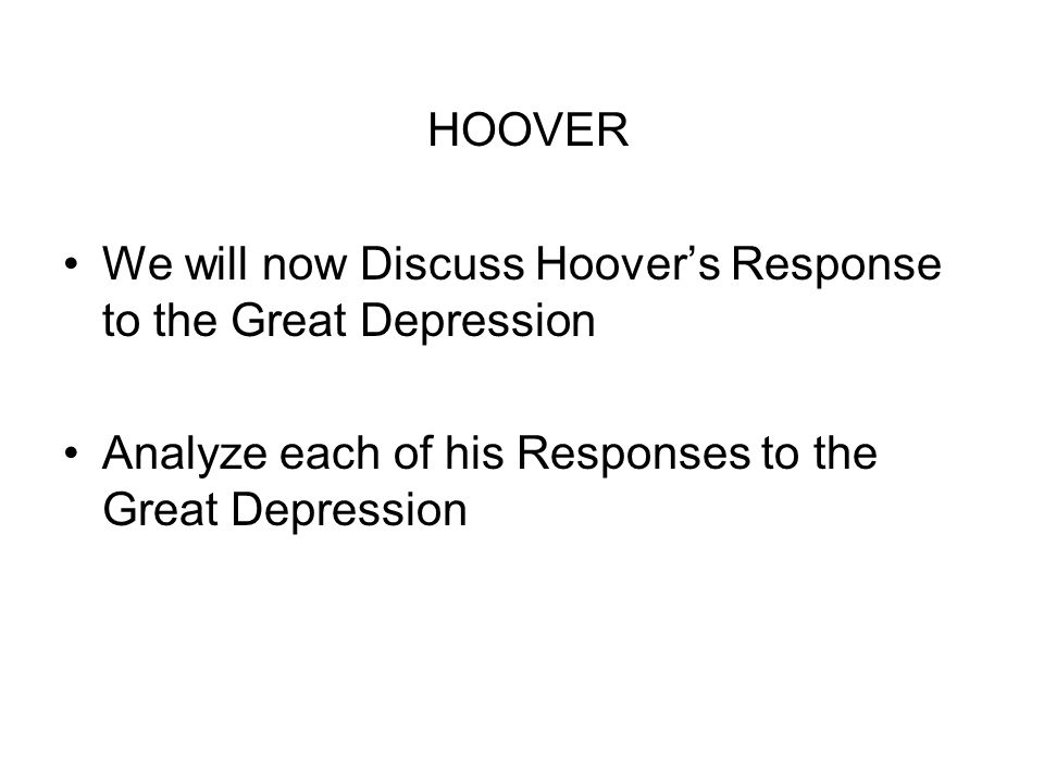 the mormon response to the great depression Start studying hoover's response to the great depression learn vocabulary, terms, and more with flashcards, games, and other study tools.