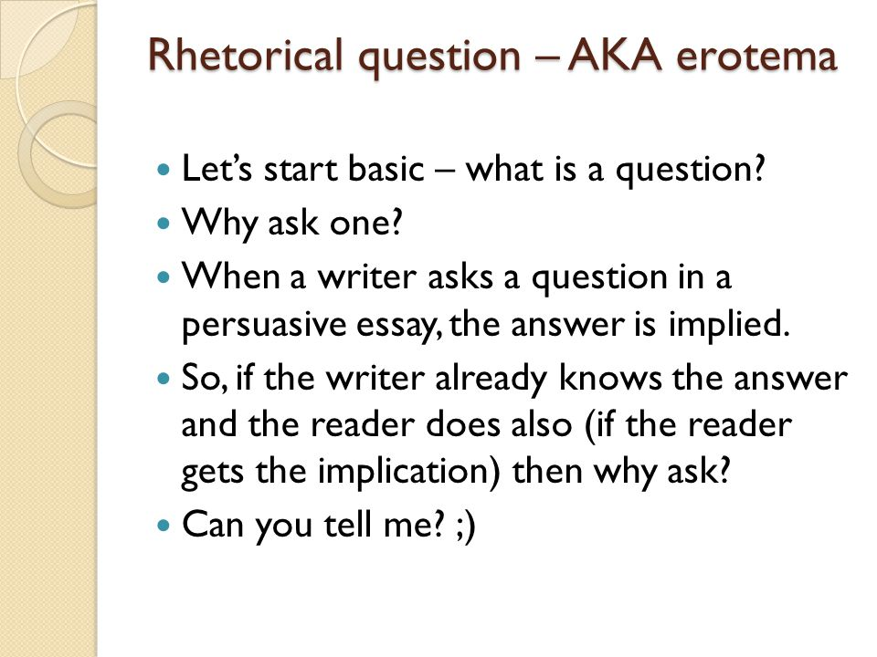 rhetorical devices and their effects ppt 3 rhetorical