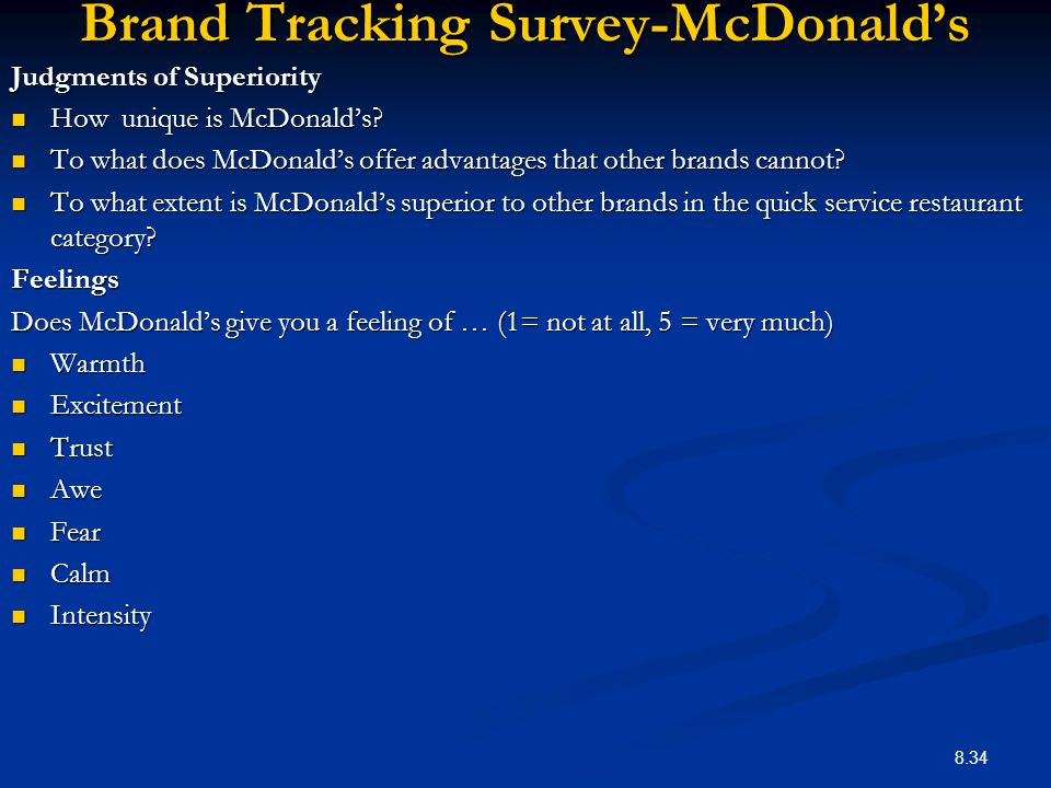 brand tracking survey Our market research expert guides you through how to measure and track how well customers know your brand with a brand awareness survey.