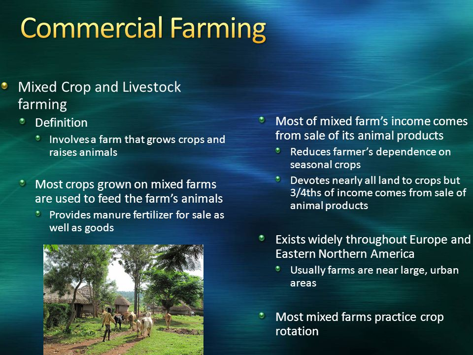 Agriculture Commercial Farming. - ppt video online download