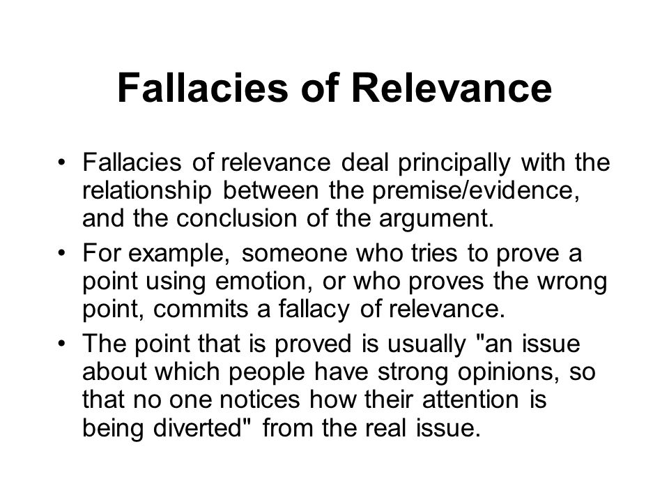 emotional reasoning fallacy and memory Description: inferring some psychological reason why an argument is made then   are experiencing is what cognitive psychologists refer to as a false memory.