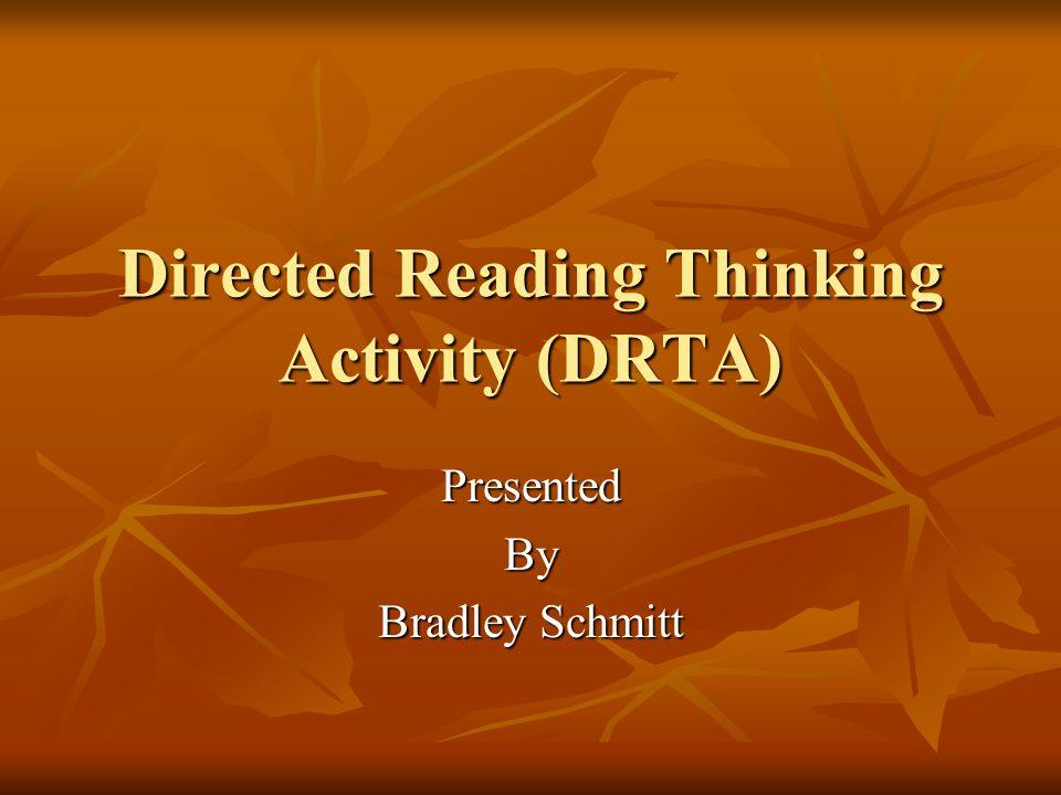 drta reading strategy