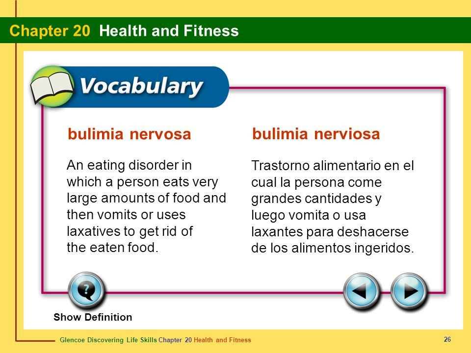bulimia nervosa bulimia nerviosa