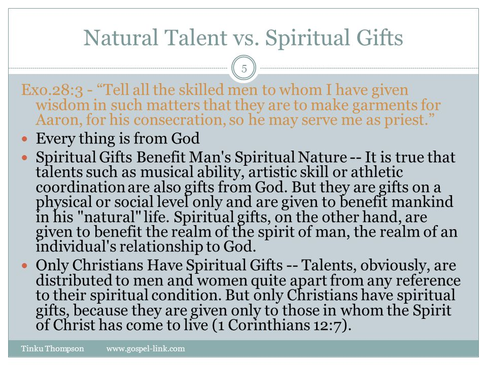 Scripture to meditate rom ppt download spiritual gifts negle