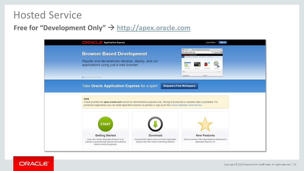 Extending oracle e business suite release ppt download hosted service free for development only httpapexoracle baditri Image collections