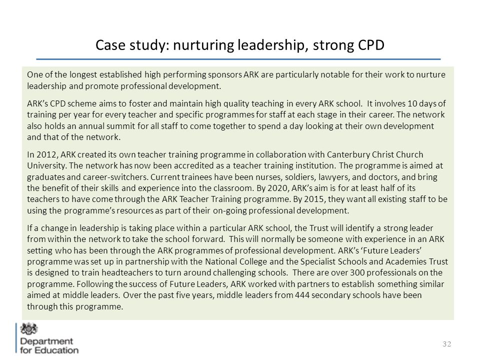 Case Study on Leadership Styles