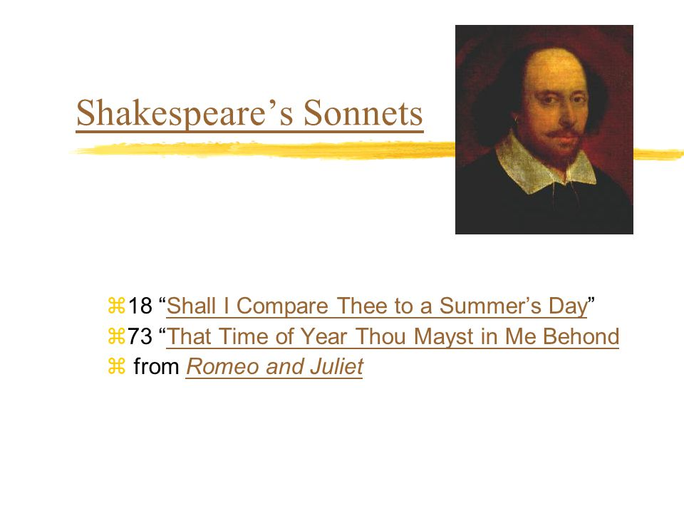 Compare and contrast Shakespeare's Sonnet 29 and Sonnet 73?