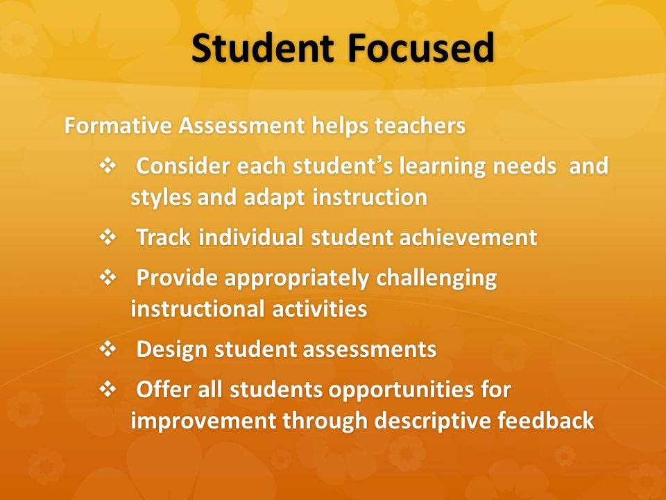 assessment of a students personal learning style Learning style inventory  area with the highest number of responses is your primary mode of learning  • discuss topics with other students, professors and .