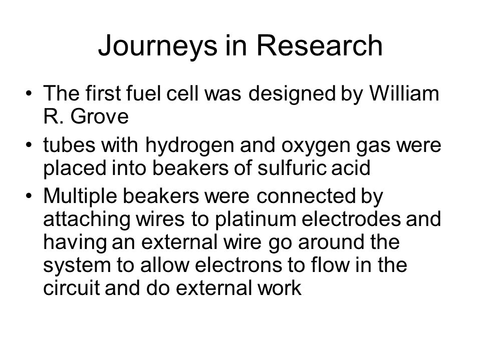 history of fuel cells pdf