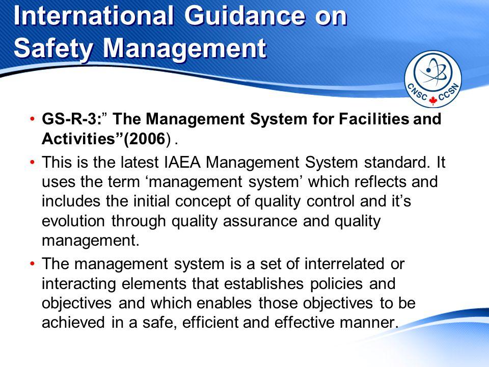 international safety management system pdf