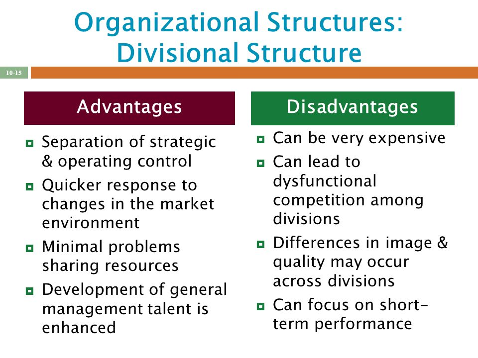 when an organization with a functional structure diversifies into related product markets it general Organizational choice: product vs function  they were making the same product their markets, technology, and even raw materials were identical  the formality of organizational structure .