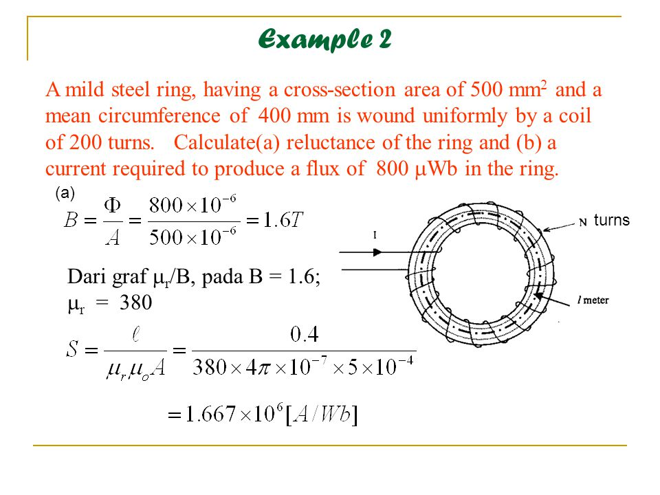 How To Calculate Strength Of Ring Cross Section