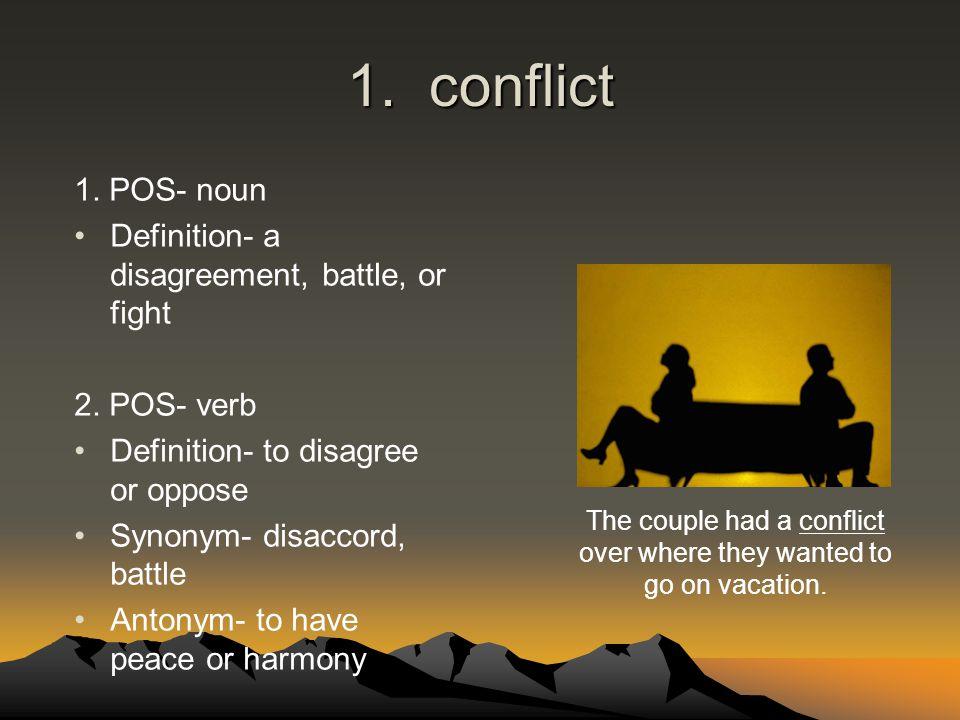 conflict negotiation essays