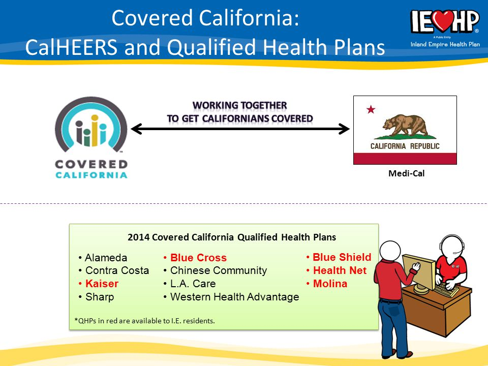 CalHEERS and Qualified Health Plans