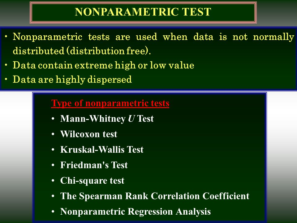 nonparametric hypothesis testing essay Nonparametric hypothesis testing paper term paper, read this essay on nonparametric hypothesis testing paper come browse our large digital warehouse of free sample.