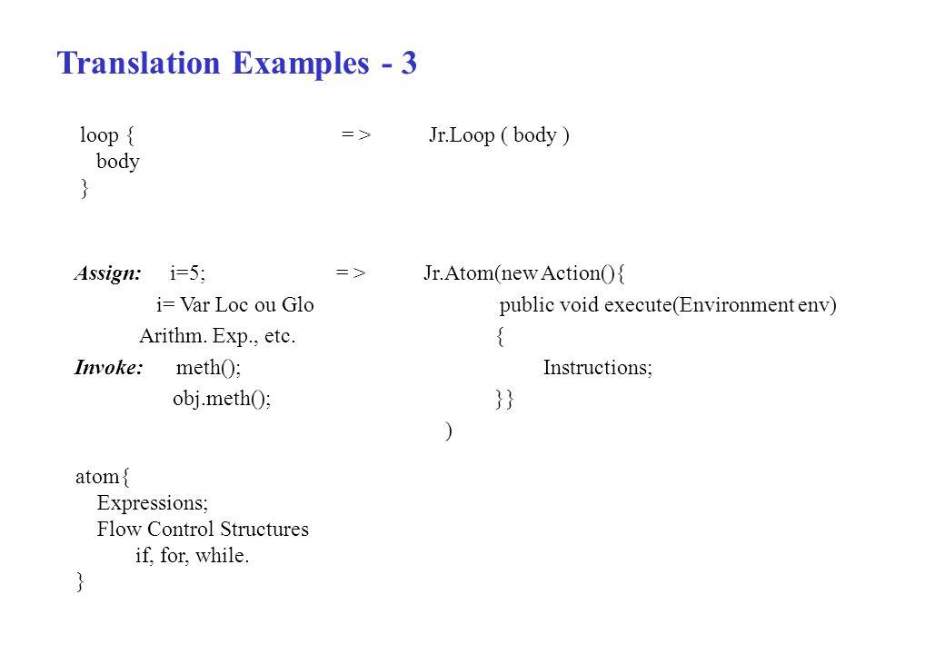 Translation Examples - 3